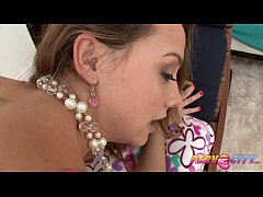 PervCity Chanel Beauty Gets Banged