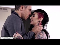 Boring Husband's Anal Proposal from Tattooed MILF Joanna Angel