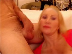 Getting Fucked and Gagging on a Big Dick
