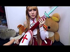 Asuna Services Enemy Guild With Her Body preview