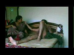 couple sex alone at home