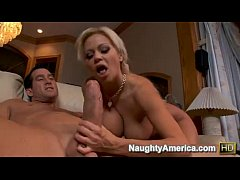 getting drilled by big cock