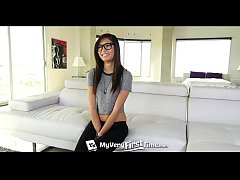 4K MyVeryFirstTime - Kimberly Costa is scared of trying anal for the first time