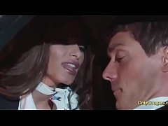Hot MILF Madelyn Marie Joins The Mile High Club