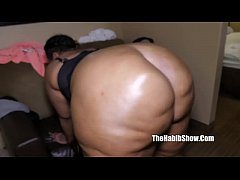 thick phat booty juicy red fucked by bbc suga slim